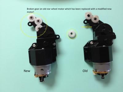 Star Wheel motor will fit HP T610, T620, T770, T790, T1100, T1100mfp, T1120, T1120mfp, T1200, T1300, T2300eMFP, Z2100, Z3100 and Z3200 Designjet Printers 1st call 4 Service Ltd Birmingham West Midlands UK