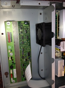 ISS PCA C6074-60284,  Base Including Cooling Fan C6074-60285 Supplied From 1st Call 4 Service Ltd Birmingham West Midlands UK