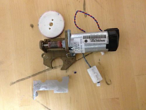 Line Optical Designjet : Line sensor lens hp  designjet printer