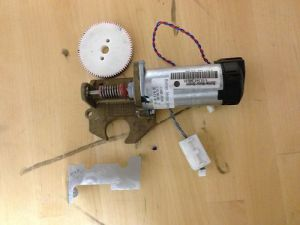 C6072-60160  Paper Axis Motor  HP 5000 5500 5000ps 5500ps Designjet Printer 1st Call 4 Service Ltd Birmingham West Midlands UK