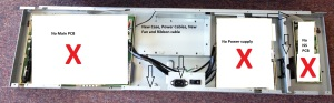 Electronics Module Base (Includes Cooling Fan Ribbon Cable) From 1st Call 4 Service LTD Birmingham West Midlands UK