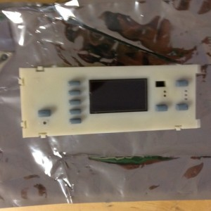 Front Panel display Assembly for HP 5000 5500 ps Designjet Printer C6090-60111 1st Call 4 Service Ltd Birmingham West Midlands UK