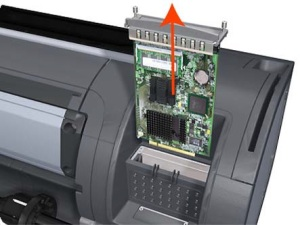 Lift the Formatter out of the printer. from 1st Call 4 Service Ltd Birmingham West Midlands UK