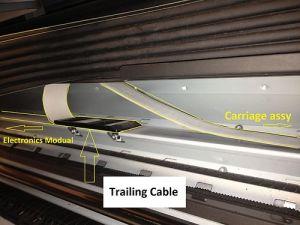 "Error code 11:01 - New 44"" Trailing Cable - HP T & Z Range Designjet Q6659-67015 1st Call 4 Service Ltd Birmingham West Midlands UK"