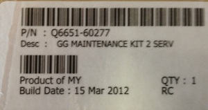 Z6100 Main Kit 2 whats in box 01 fro 1st Call 4 Service Ltd Birmingham West Midlands UK