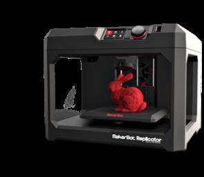 MakerBot Replicator 5th Gen FDM 3D Printer