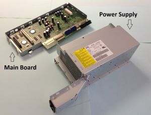 power supply T-range